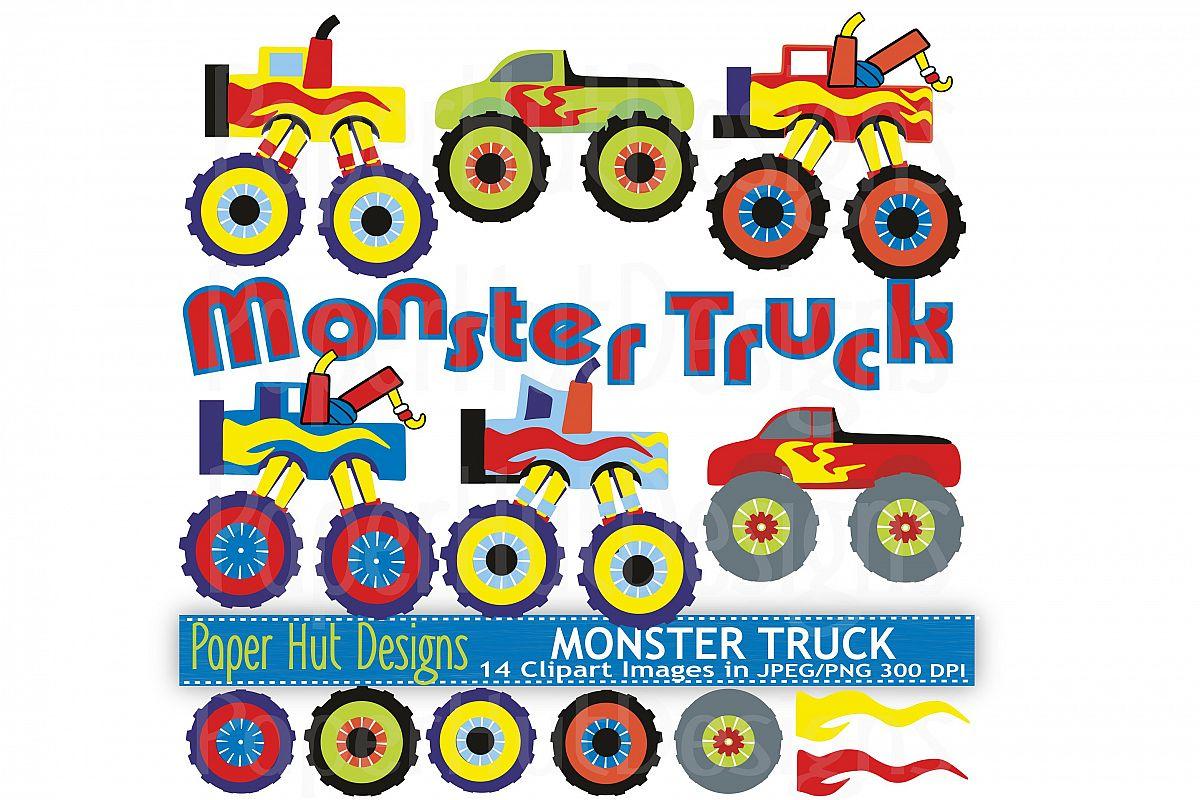 Monster truck pictures clipart jpg stock Monster Truck Clipart jpg stock