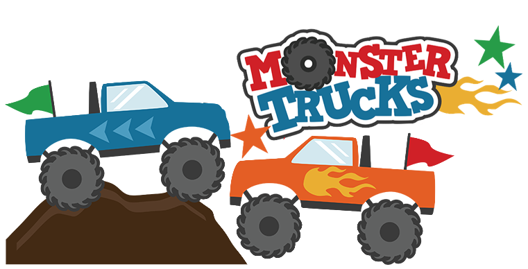 Monster truck pictures clipart clip art stock Monster Trucks Clipart | Free download best Monster Trucks ... clip art stock