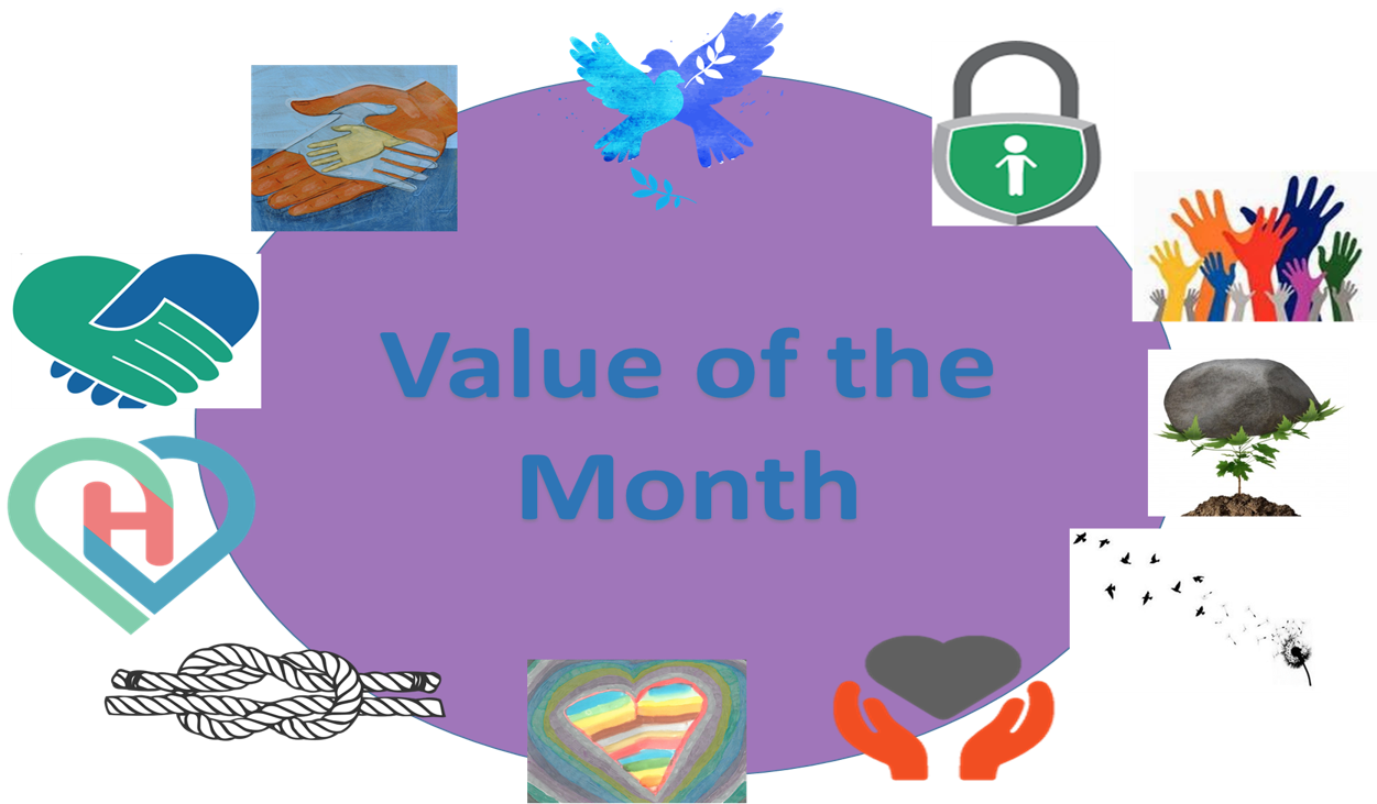 Month clip art vector free download Highfields Primary School - Our Value of the Month vector free download