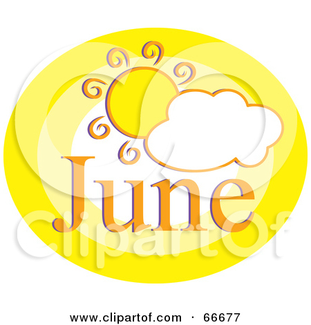 Month june clipart picture transparent stock Month Of June Clipart - Clipart Kid picture transparent stock