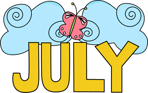 Month june clipart banner black and white June Clipart Free - ClipArt Best banner black and white