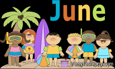 Month june clipart jpg royalty free stock Month Of June Clip Art images 2016-2017 » B2B Fashion jpg royalty free stock