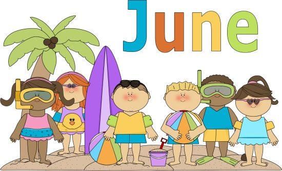 Month june clipart clip art library download Month june clipart - ClipartFest clip art library download