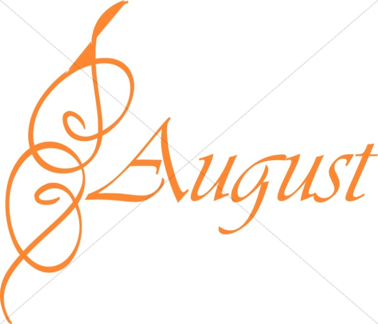 Month of august clipart clipart free download Christian Month Of August Clipart - Clipart Kid clipart free download