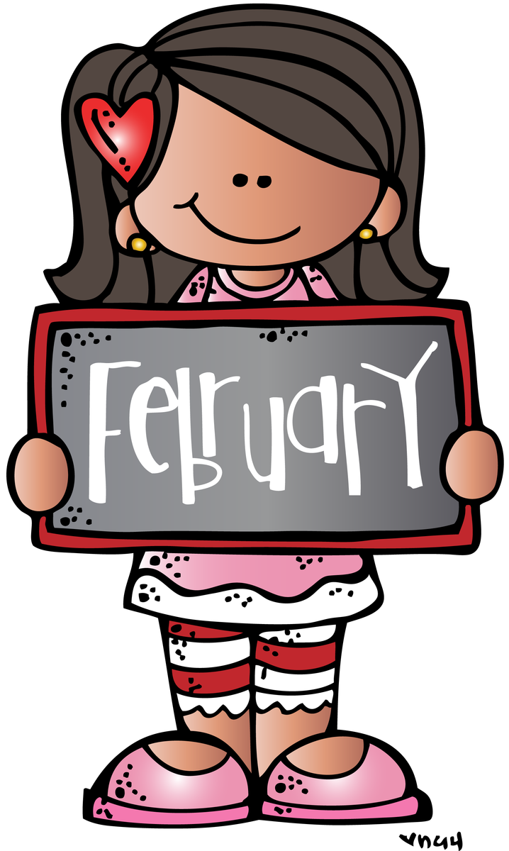 Month of february clipart picture black and white stock February 5th Newsletter – Mr. Eubanks' Kindergarten Class picture black and white stock