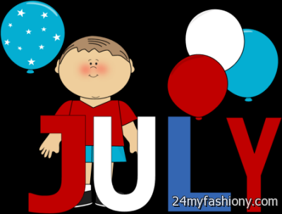 Month of july clipart graphic freeuse stock Month Of July Clipart images 2016-2017 » B2B Fashion graphic freeuse stock