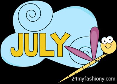 Month of july clipart banner freeuse library Month Of July Clipart images 2016-2017 » B2B Fashion banner freeuse library