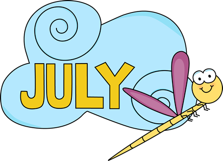 Month of july clipart picture royalty free stock Month Of July Clipart - Clipart Kid picture royalty free stock