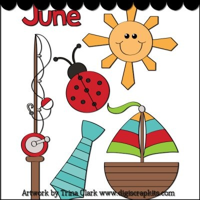 Month of june clip art banner transparent download 17 Best images about Months of the Year-June on Pinterest | Clip ... banner transparent download