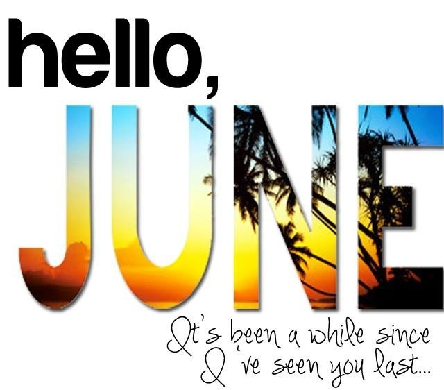 Month of june clip art banner black and white download 17 Best images about June on Pinterest | Summer, Clip art and June ... banner black and white download