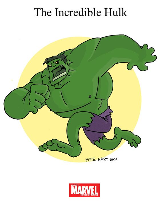 Month of march animated clipart clip freeuse stock Hulk #Animated #Fan #Art. (Mighty Marvel Month of March - The ... clip freeuse stock