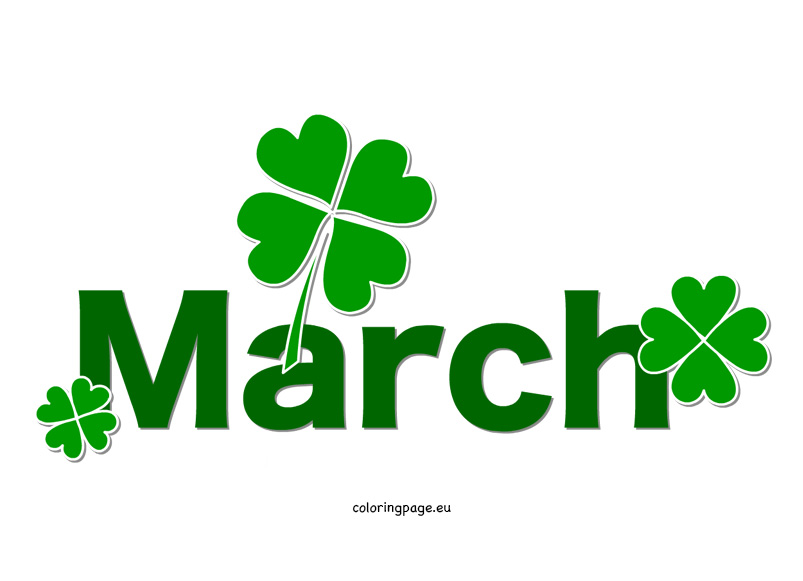 Month of march clip art jpg stock Free clipart images for march - ClipartFest jpg stock