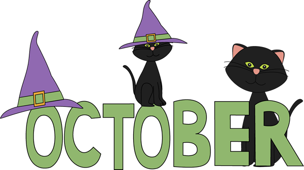 Month of october clipart picture library October Clip Art - October Images - Month of October Clip Art picture library