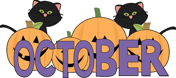 Month of october clipart svg transparent download Month Of October Clipart - Clipart Kid svg transparent download