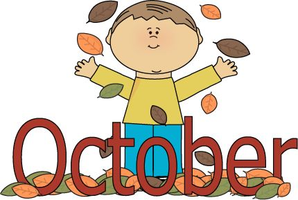 Month of october clipart royalty free stock Free clipart month october - ClipartFest royalty free stock