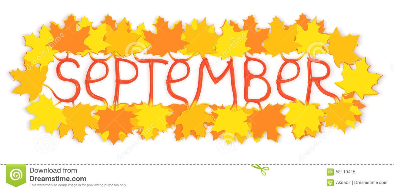 Month september clipart clipart free library September month calendar clipart - ClipartFest clipart free library
