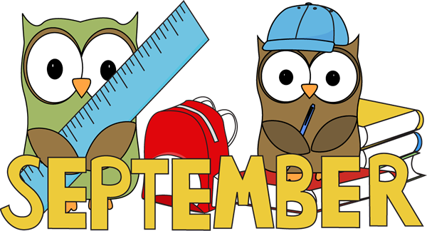 Month september clipart image royalty free Month Of September Clipart - Clipart Kid image royalty free