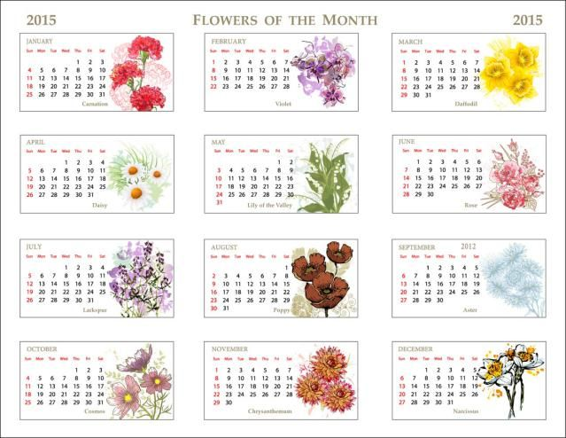 Monthly calendar clipart template royalty free download 1000+ ideas about Monthly Calendar 2015 on Pinterest | Free ... royalty free download