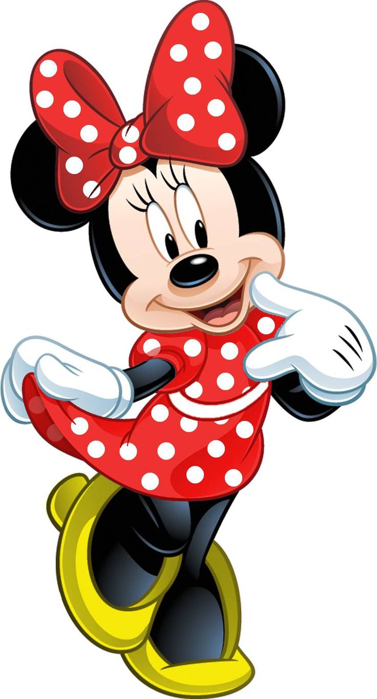 Mo+-o minnie mouse clipart image free download Minnie Mouse Image - Clip Art Library image free download