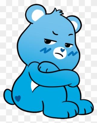 Moody clipart jpg free Grumpy Moody - Care Bears Unlock The Magic Gif Clipart (#3477219 ... jpg free