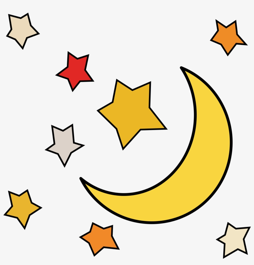 Moon and stars clipart png png free Sun Moon Stars Clipart At Getdrawings - Moon And Star Clip Art ... png free