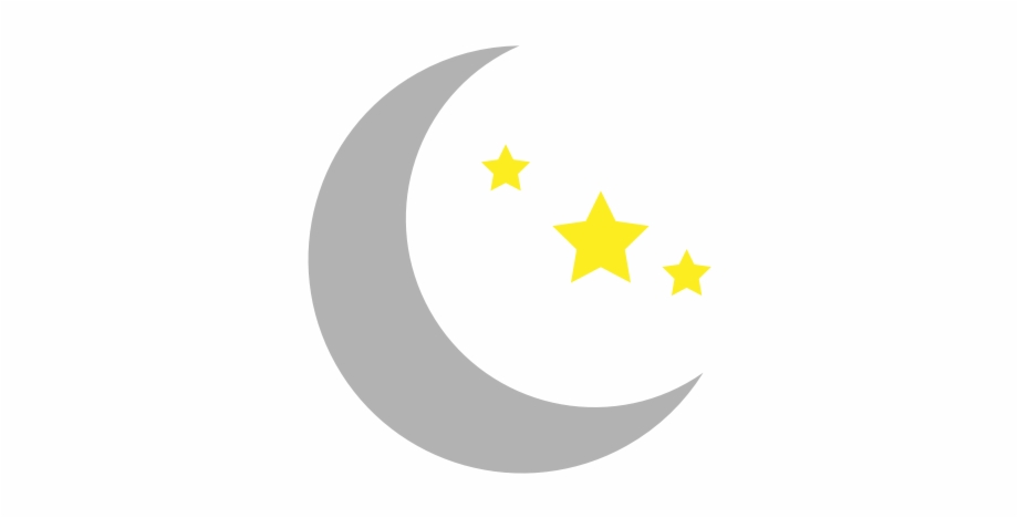 Moon and stars clipart png jpg download Moon And Stars - Moon And Stars Clipart Transparent, HD Png Download ... jpg download
