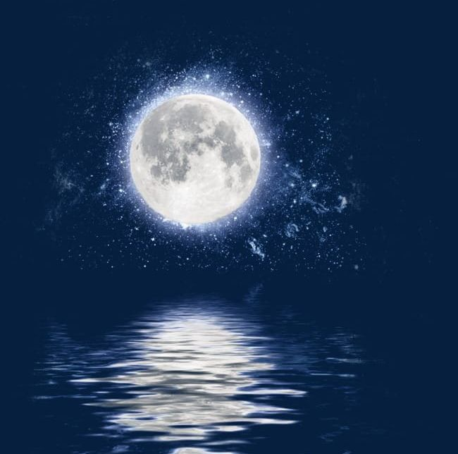 Moon light clipart picture free stock Water Moonlight Reflection PNG, Clipart, Astronomy, Galaxy, Light ... picture free stock