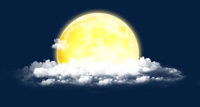 Moon light clipart black and white Clouds Moonlight PNG, Clipart, Classical, Classical Moon, Clouds ... black and white