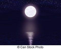 Moon light clipart graphic transparent stock Moonlight clipart » Clipart Portal graphic transparent stock