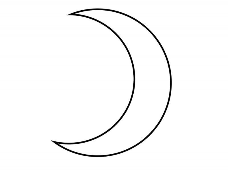 Moon tattoo clipart clipart freeuse stock simple crescent moon tattoo crescent moon tattoos phi beta gamma phi ... clipart freeuse stock