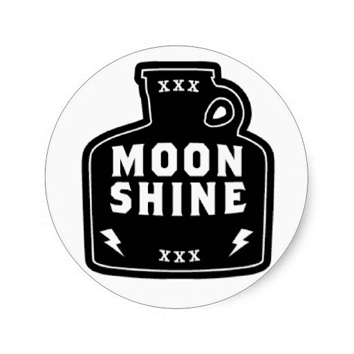 Moonshine clipart image black and white library Moonshine clipart 2 » Clipart Portal image black and white library