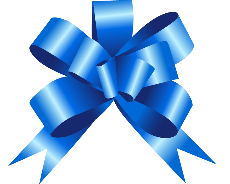 Mo+-os de regalo clipart image black and white Blog Católico Navideño ®: IMÁGENES DE LAZOS O MOÑOS PARA REGALOS image black and white