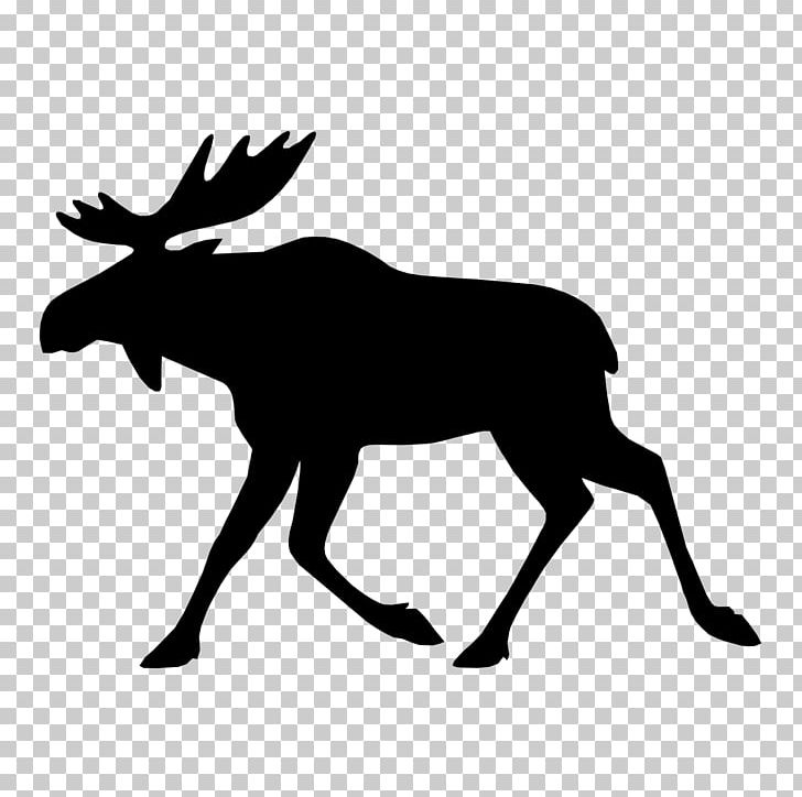 Moose fighting clipart clipart black and white library Moose Elk Deer Bear PNG, Clipart, Animals, Antler, Bear, Black And ... clipart black and white library