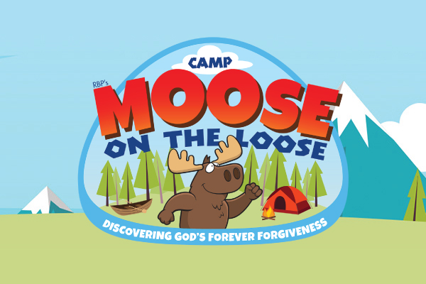 Moose on the loose vbs clipart