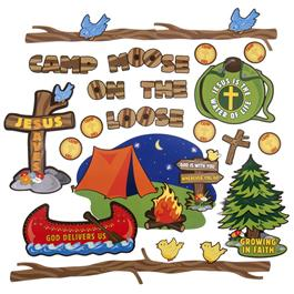 Moose on the loose vbs clipart png freeuse stock Camp Moose on the Loose Bulletin Board Set VBS 2018 png freeuse stock
