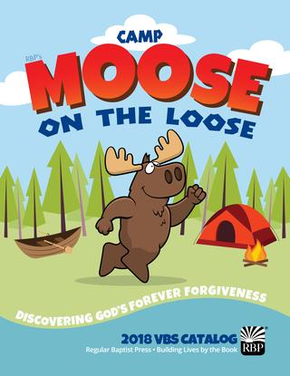Moose on the loose vbs clipart png free download RBP VBS 2018 | Camp Moose on the Loose by Regular Baptist Press - issuu png free download