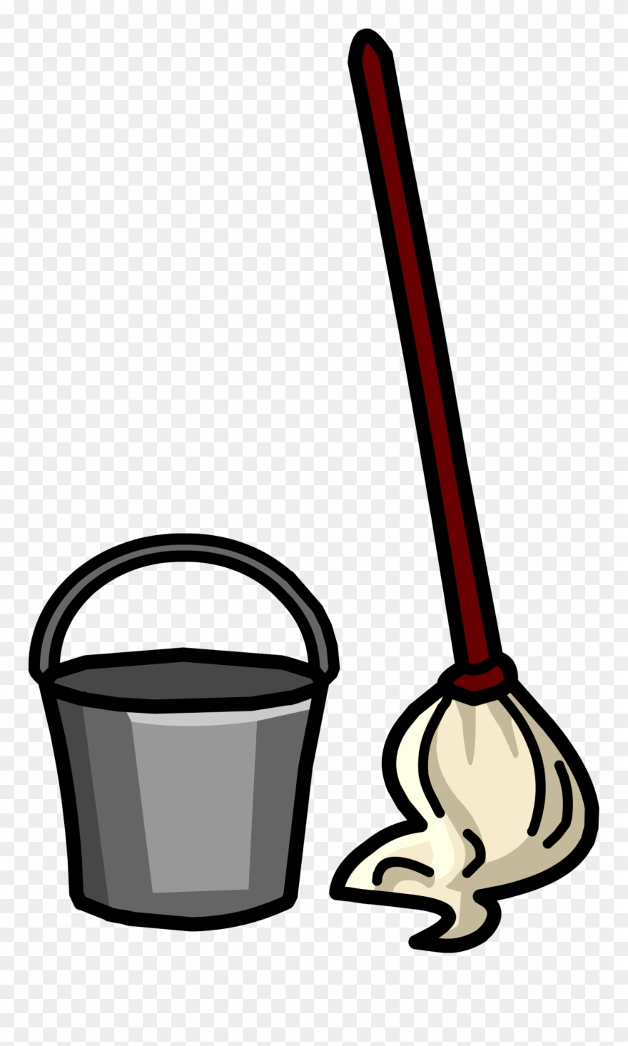 Mop and pail clipart vector library Free Mop Clip Art Bucket Broom Pic - Mop Bucket Clip Art - Png ... vector library