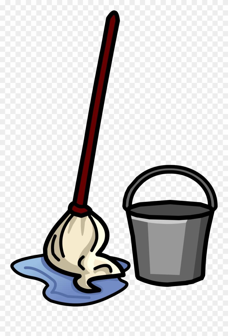 Mop clipart