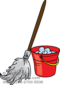 Mop and pail clipart image library library Collection of Mop clipart | Free download best Mop clipart on ... image library library
