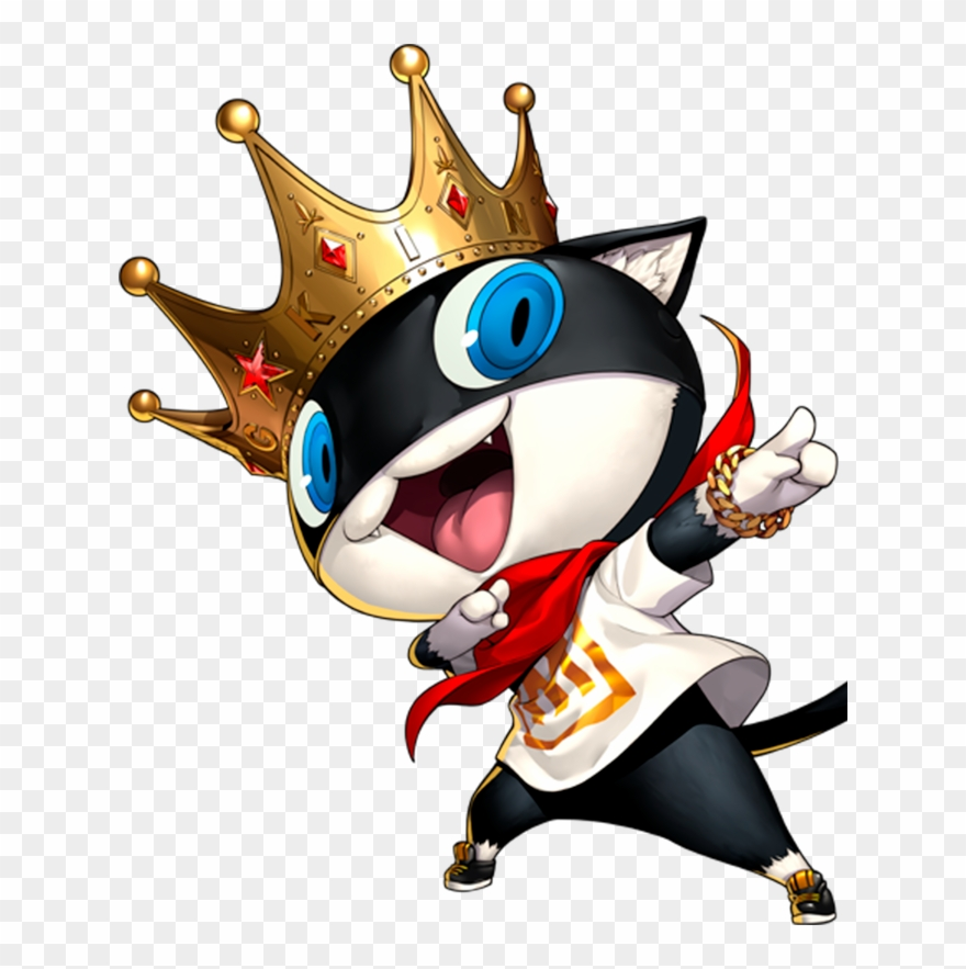 Morgana clipart royalty free library All The Official Persona - Persona 5 Dancing Star Night Morgana ... royalty free library