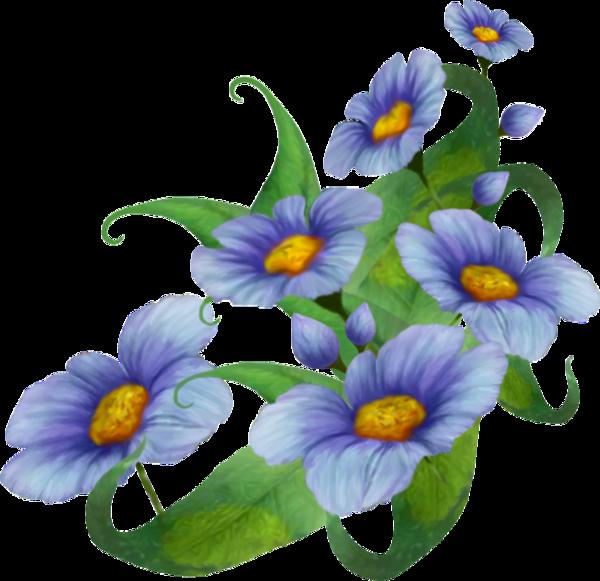 Morning glory flower clipart vector free fleurs,flores,flowers,bloemen,png | Kwiaty transparent | Pinterest vector free