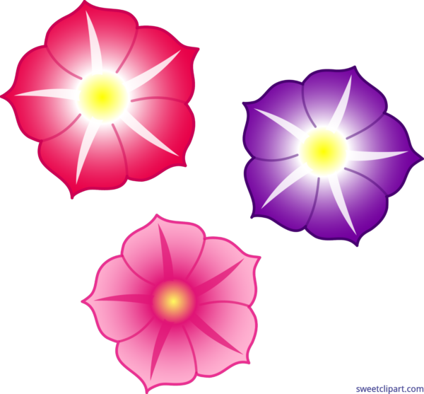 Morning glory flower clipart graphic royalty free library All Clip Art Archives - Page 19 of 62 - Sweet Clip Art graphic royalty free library
