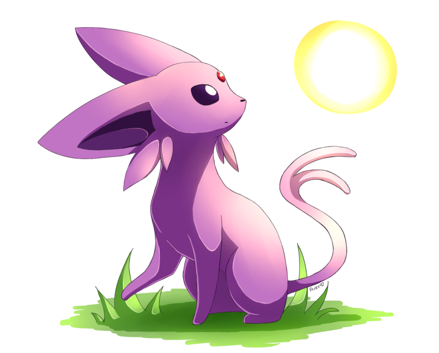 Morning sun clipart free png transparent stock Espeon's Morning Sun by Togechu on DeviantArt png transparent stock