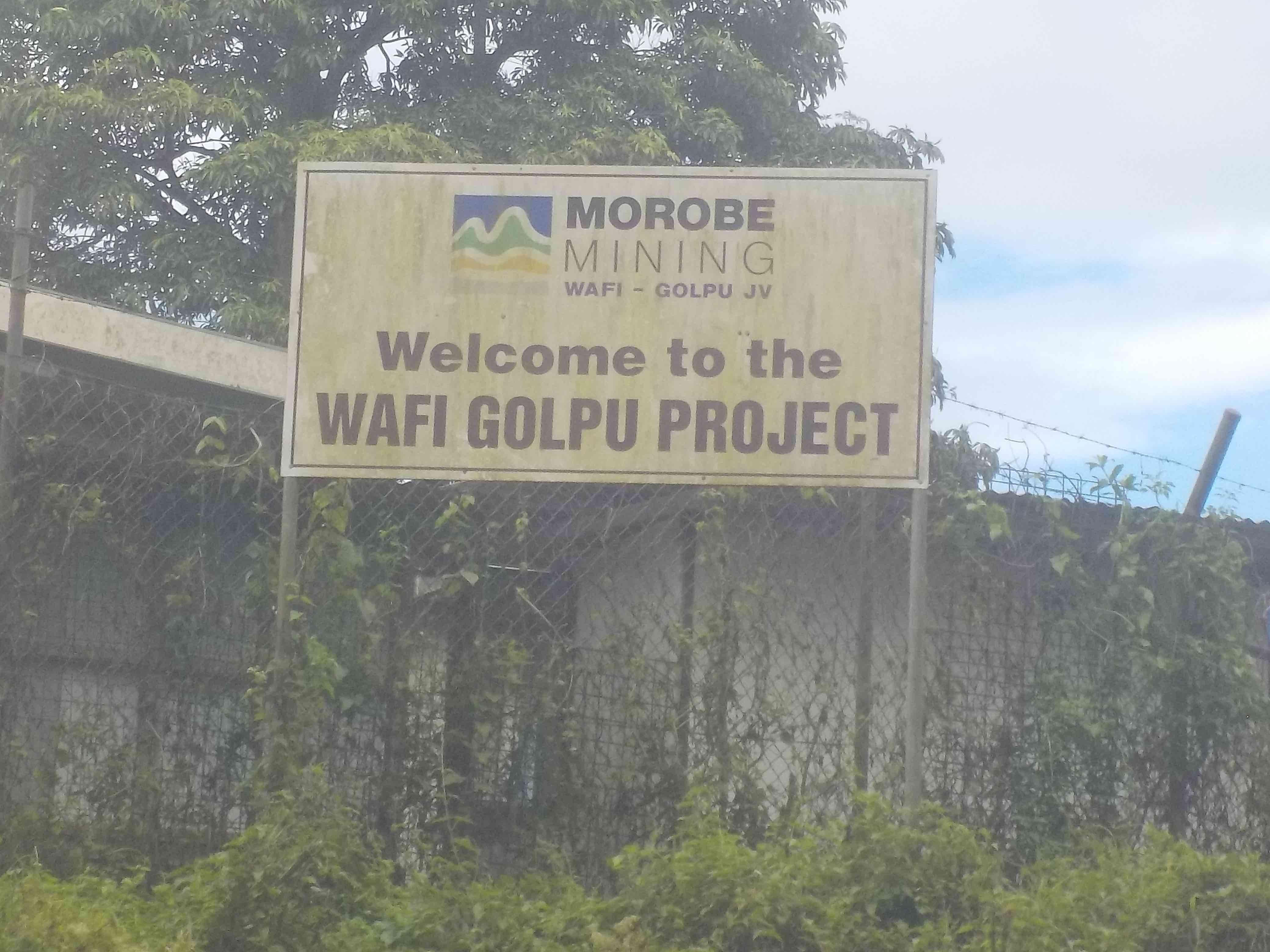 Morobe mining clipart