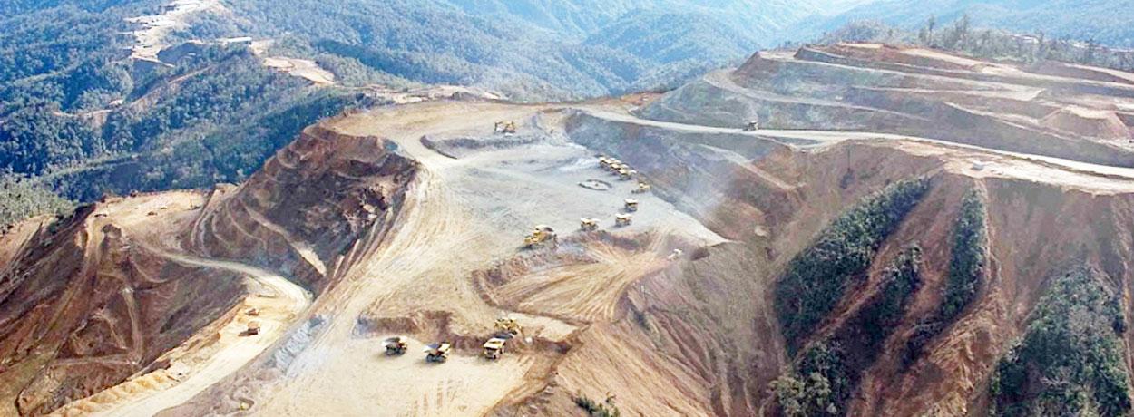 Morobe mining clipart jpg royalty free Wafi golpu gold jpg royalty free