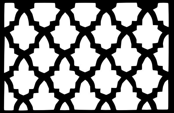 Moroccan patterns clipart png transparent stock Moroccan pattern clipart - ClipartFox png transparent stock