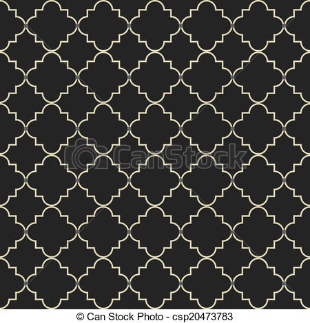 Moroccan patterns clipart png royalty free library Vector of Moroccan pattern - Moroccan style seamless pattern ... png royalty free library