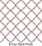 Moroccan patterns clipart jpg freeuse Moroccan pattern Vector Clipart Illustrations. 16,600 Moroccan ... jpg freeuse