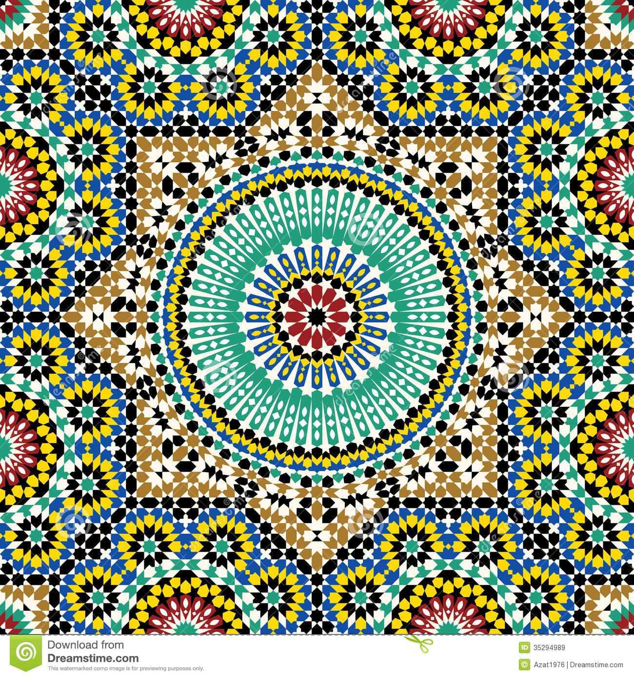 Moroccan patterns clipart vector transparent Moroccan patterns clipart - ClipartFest vector transparent