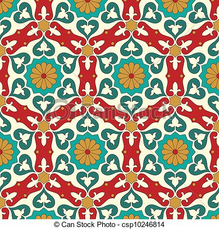 Moroccan patterns clipart svg freeuse library Moroccan Clipart and Stock Illustrations. 21,288 Moroccan vector ... svg freeuse library